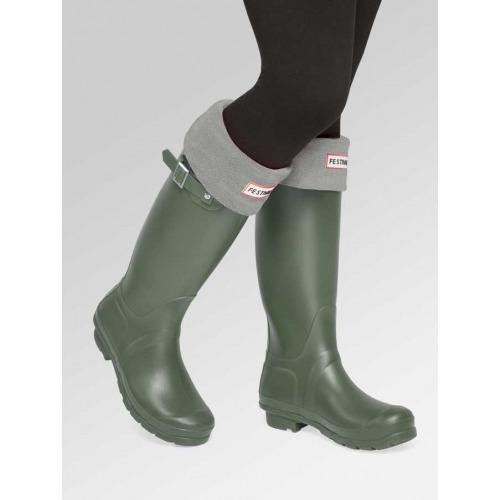 Green + Boot Socks Combo Deal