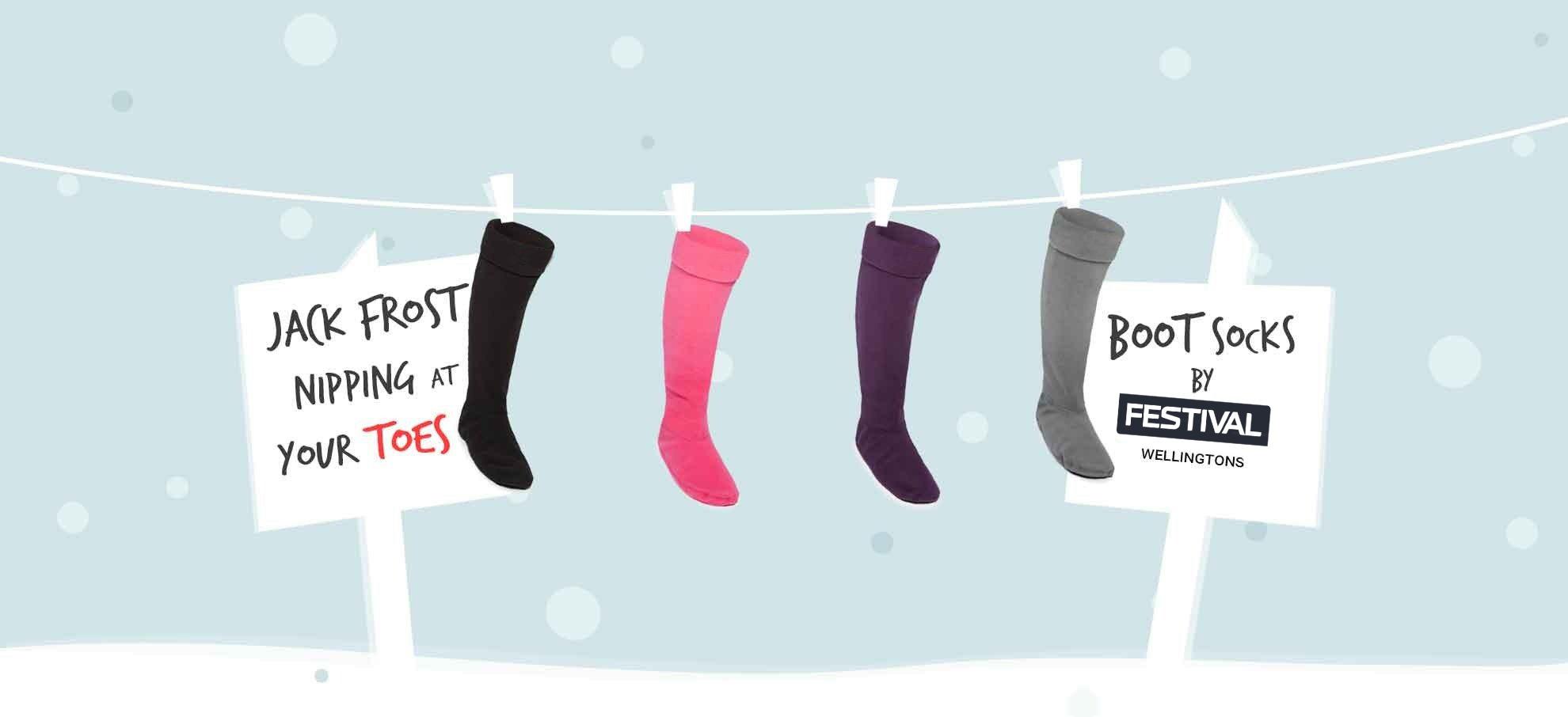 Boot Socks by Festival