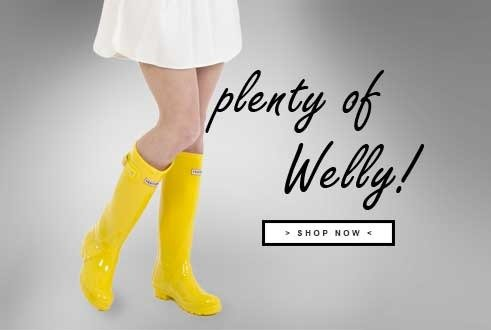 Plenty of Wellingtons!