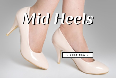 Mid Hell Shoes