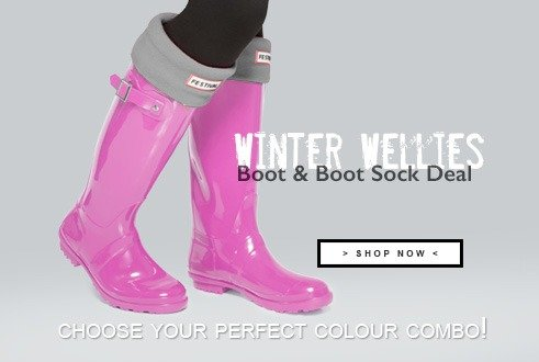 Winter Wellies